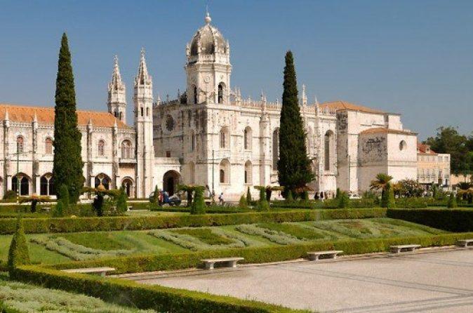 Lisboa - Mosteiro-dos-Jerónimos